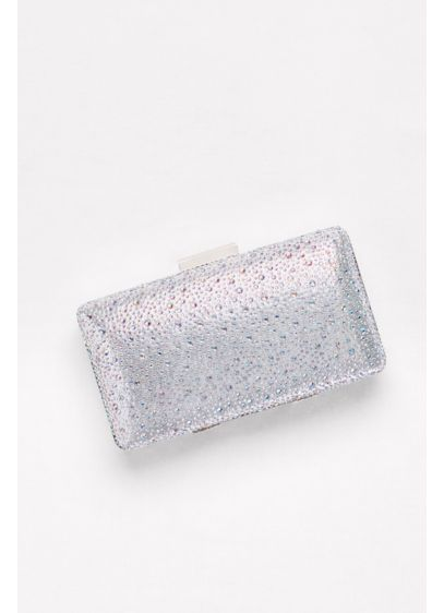 Crystal Scatter Minaudiere - Wedding Accessories