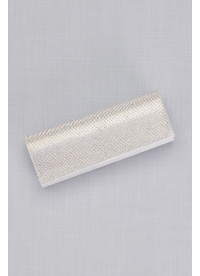 Iridescent Crystals Envelope Clutch - Wedding Accessories