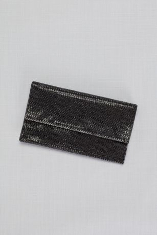 Chainmail Foldover Clutch | David's Bridal | Tuggl