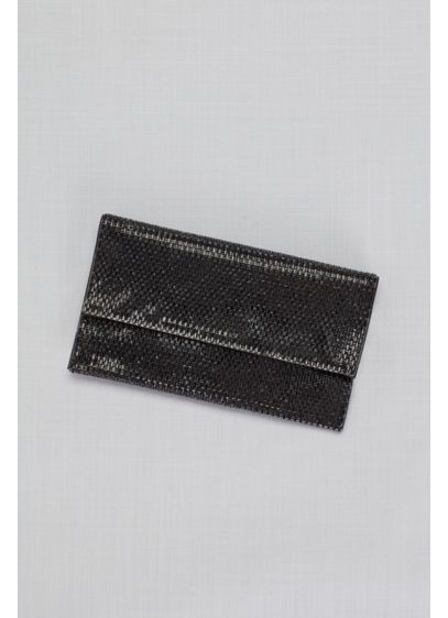 Chainmail Foldover Clutch - Wedding Accessories