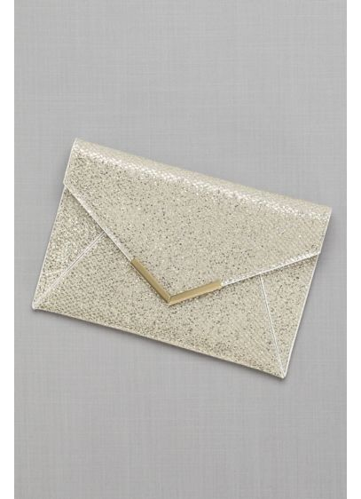 Glitter Envelope Clutch - Wedding Accessories