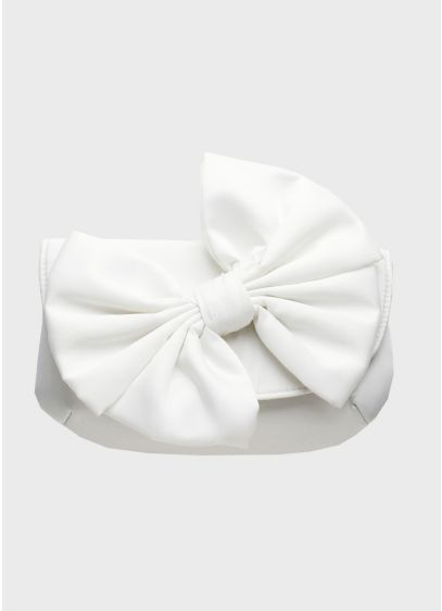 3-in-1 Satin Handbag - Wedding Accessories