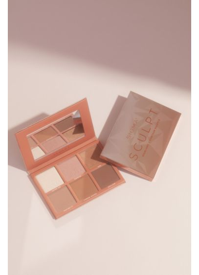 Sigma Pink (Sigma Beauty Sculpt Highlight and Contour Palette)