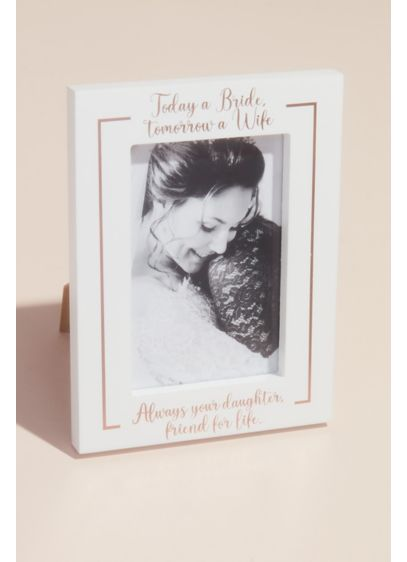 Daughter Thank You Picture Frame - Commemorate a moment to cherish forever with this