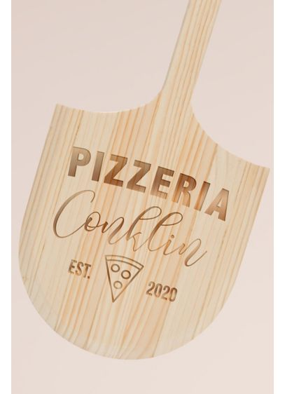 Personalized Pine Wood Pizza Board - A fun addition to pizza night, as well
