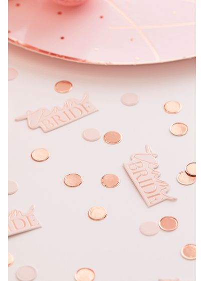 Team Bride Confetti - Give your bachelorette party the perfect finishing touch
