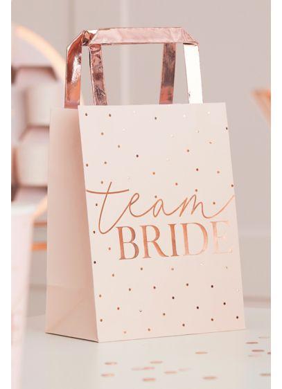 Brown (Team Bride Party Bag Set)