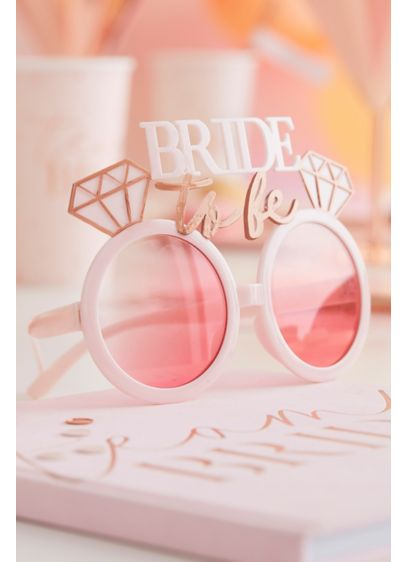 Bride To Be Sunglasses - Announce your status to the world in these