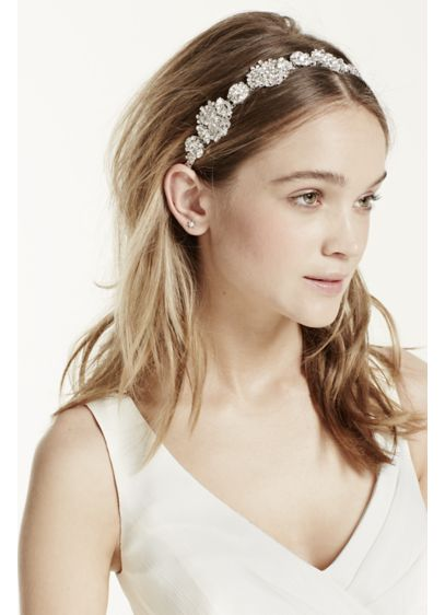 Crystal Head Wrap - Wedding Accessories