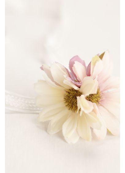3D Daisy Rainbow Headband - Wedding Accessories