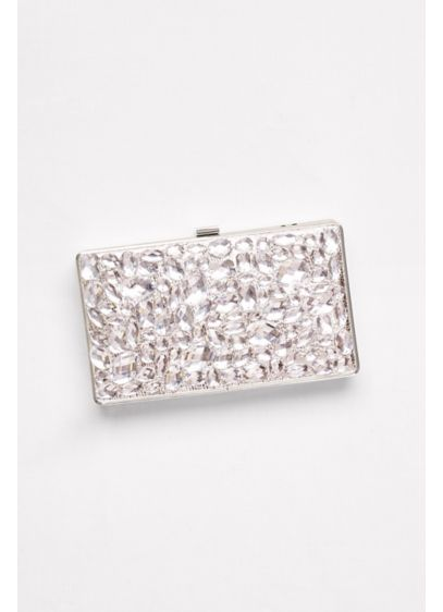 Large Gem Minaudiere - Wedding Accessories