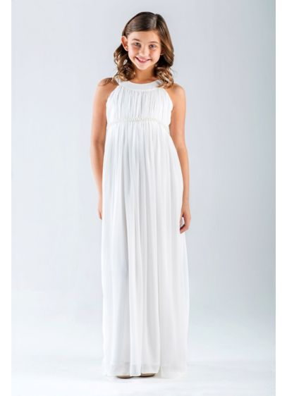 Long Ballgown Tank Dress - US Angels