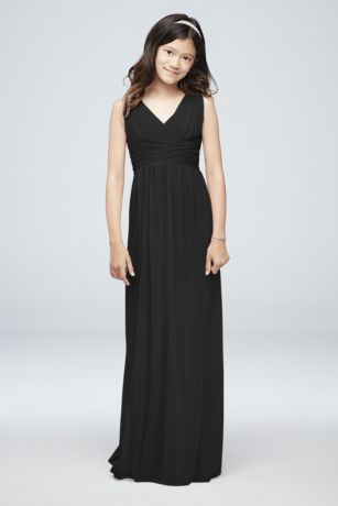 Long Sheath Tank Dress - David's Bridal