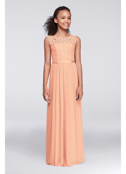 Long Purple Soft & Flowy Bridesmaid Dress