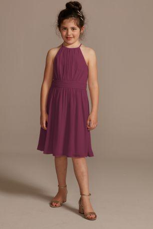 Short Sheath Sleeveless Dress - David's Bridal