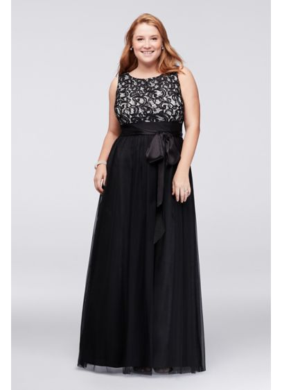 Long Ballgown Tank Cocktail and Party Dress - Jessica Howard