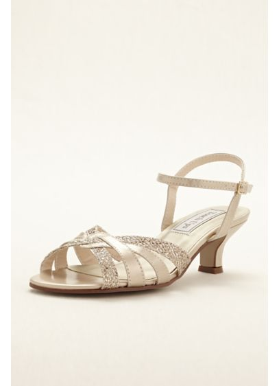 Touch Ups Ivory (Jane Sandal by Touch Ups)