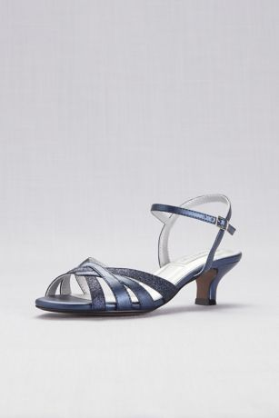 Touch Ups Blue;Grey;Ivory Sandals (Jane Sandal by Touch Ups)