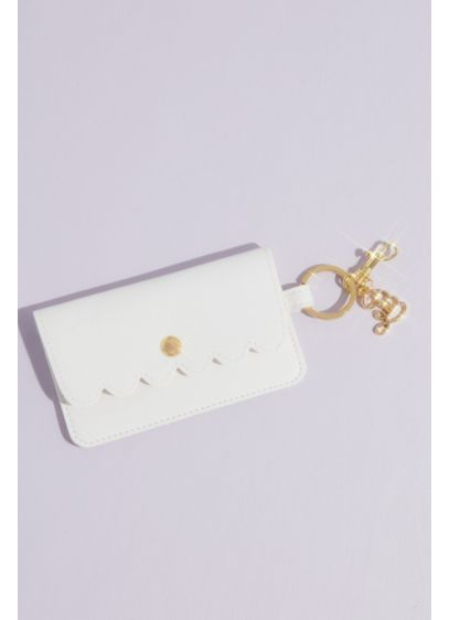 Happy Wife Happy Life Credit Card Pouch - Stow your credit cards in the cutest vegan