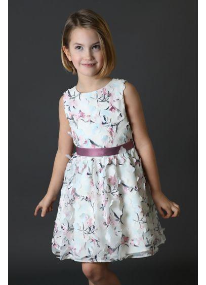 Short A-Line Sleeveless Dress - US Angels