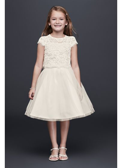 782365b86d3 Short Ballgown Short Sleeves Dress - US Angels