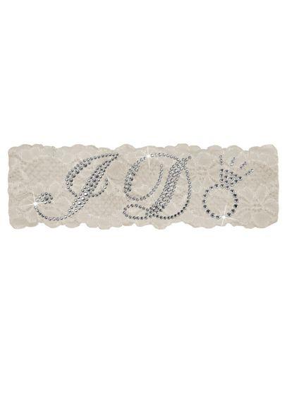 Ivory (I Do Lace Garter)