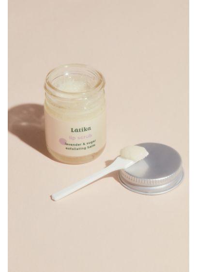 Latika Lavender Essential Oil Lip Scrub - Wedding Gifts & Decorations
