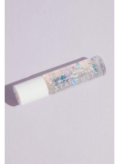Glitter Lip Gloss in Birthday Cake - By Lavender Stardust Ingredients: hydrogenated polyisobutene, ethylene/propylene/styrene copolymer,