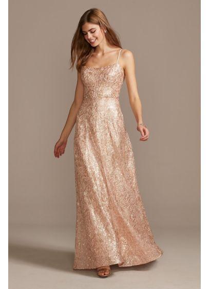Long Ballgown Spaghetti Strap Formal Dresses Dress - Teeze Me