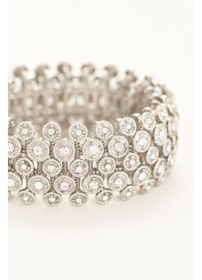 Crystal Bauble Bracelet - Wedding Accessories