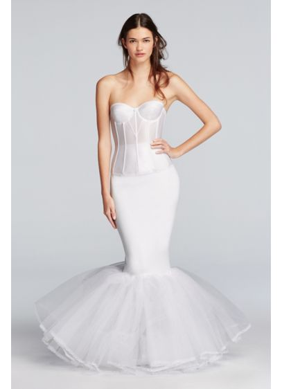Extreme Mermaid Silhouette Slip - Wedding Accessories