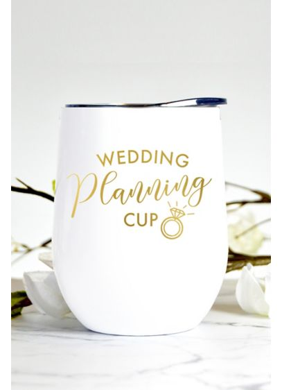 Wedding Planning Cup Wine Tumbler - Wedding Gifts & Decorations