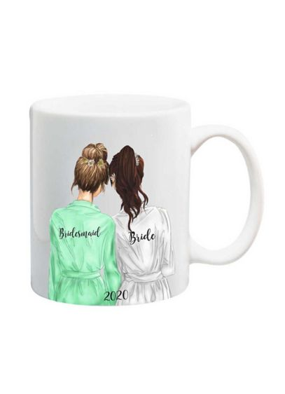 Bridesmaid Mug - Wedding Gifts & Decorations