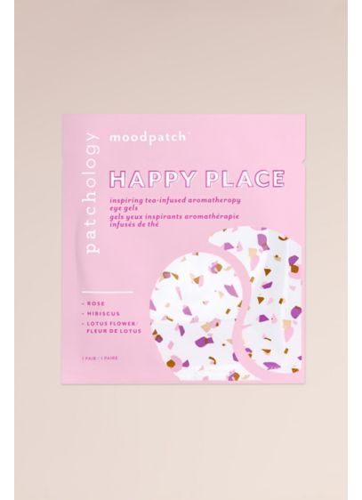 Patchology Moodpatch Happy Place Eye Gels - These eye gels will brighten under eyes and