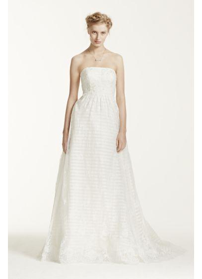 Long A-Line Country Wedding Dress - Melissa Sweet
