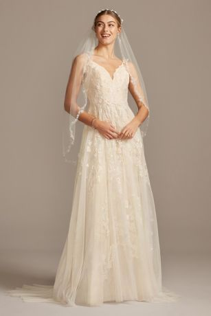A-Line Wedding Gowns