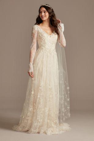 buy lace wedding dress
