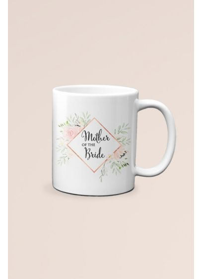 Personalized Mother of the Bride Thank You Mug - A mother of the bride gift she'll absolutely