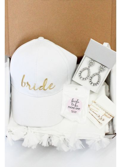 Here Comes the Bride Gifts Mystery Box - Give your fave bride-to-be a fun surprise! This