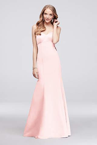 Pink Prom Dresses: Hot & Light Pink | David\'s Bridal
