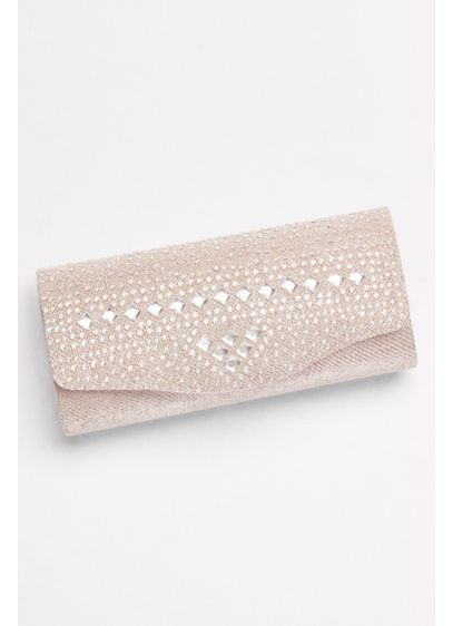 Mixed Crystal Clutch - Wedding Accessories