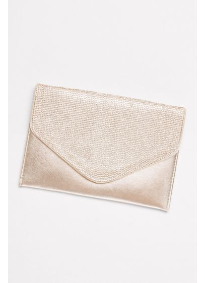 Yellow (Crystal Flap Clutch Envelope)