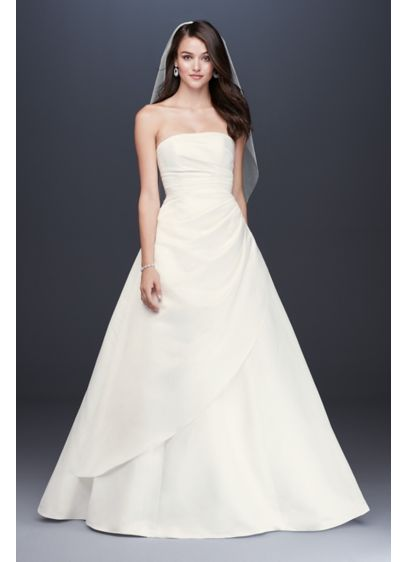 Long A-Line Formal Wedding Dress - David's Bridal