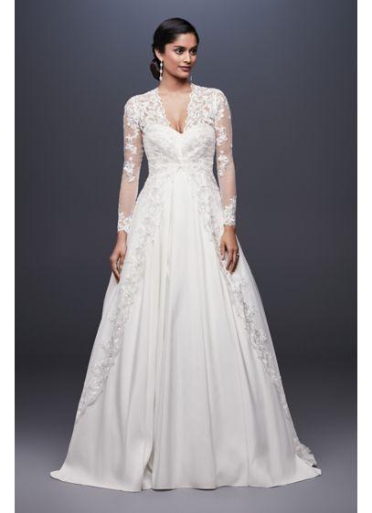 ca940ab0b Ivory Soft   Flowy David s Bridal Bridesmaid Dress