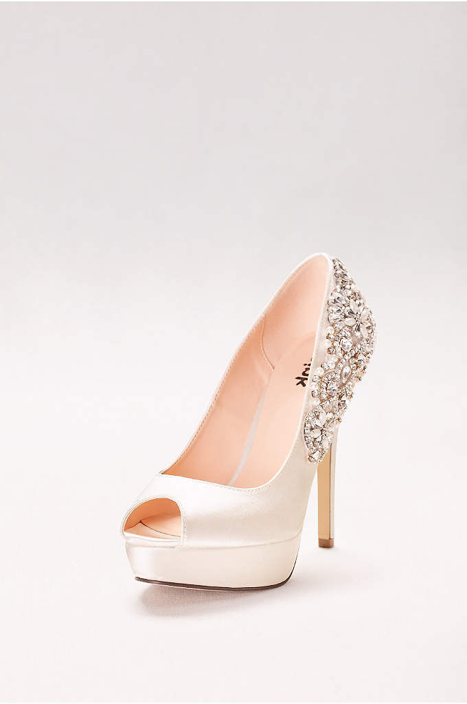 Indulgence Peep Toe Pump