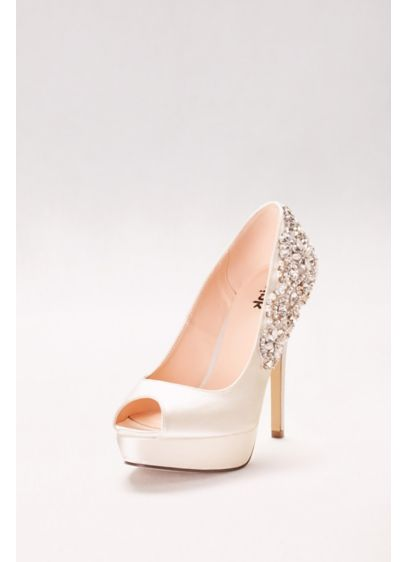 Indulgence Peep Toe Pump - Indulgence is a breathtaking new style with an
