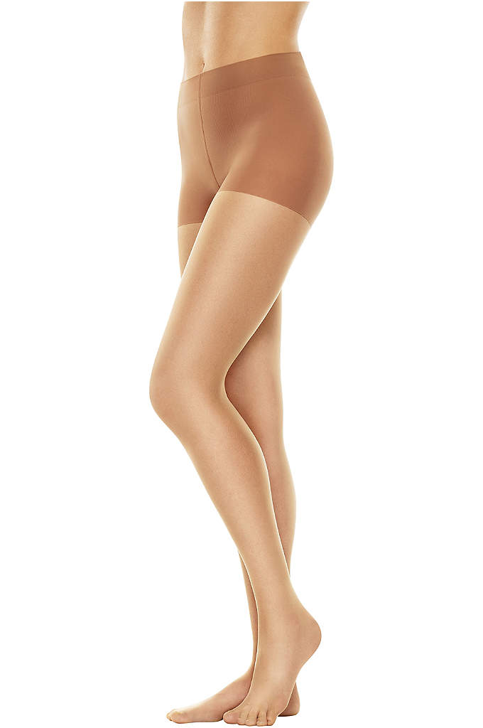 Hanes Perfect Nudes Tummy Control Girl Short Tight - Crafted of cool, comfortable fabric from waist to