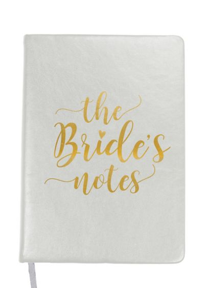 The Bride's Notebook - Wedding Gifts & Decorations