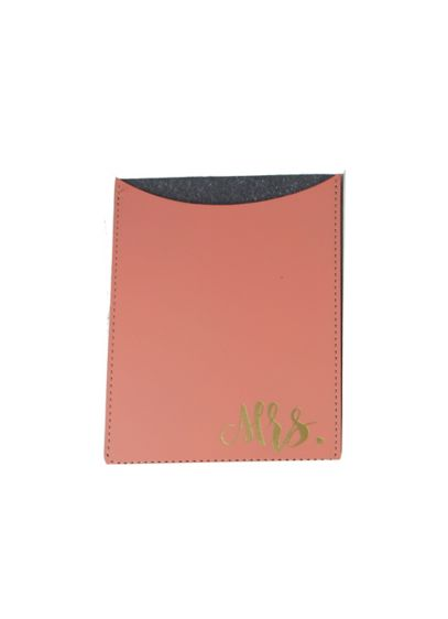 Mrs Passport Holder - Wedding Gifts & Decorations