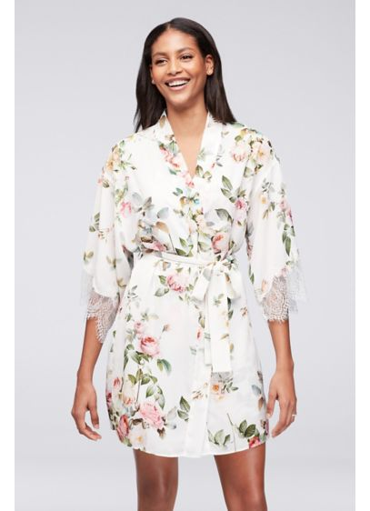 Flora Nikrooz Abigail Robe - Wedding Accessories